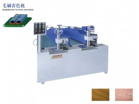 佛山玻璃滚涂机 辊印机品牌 毛刷着色机  欧锋玻璃机械