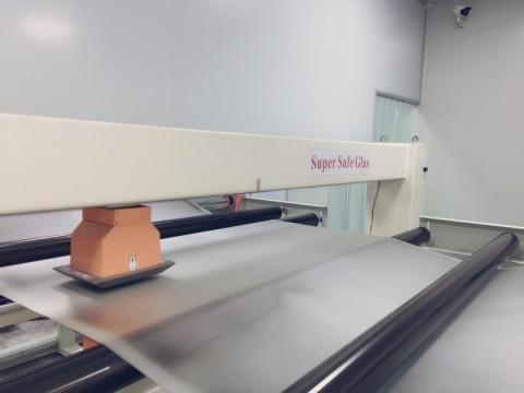 安全玻璃中间层群安SGP胶片  群安塑胶实业