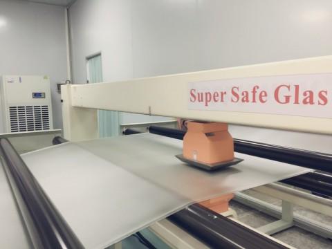夹胶玻璃中间层首选品牌群安SGP胶片