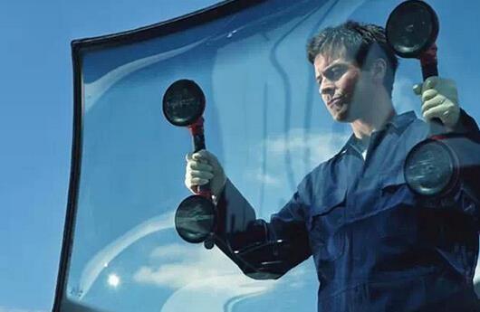 汽车玻璃的三种分类及安全程度对比