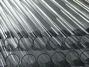 飞亚电光源:全国首创太阳能集热用玻璃管