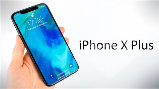 新款大屏iPhone X传言将使用LG制造的OLED面板