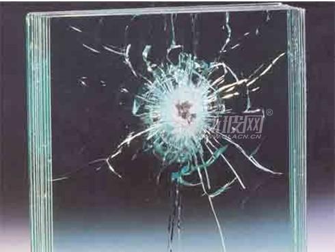 防弹玻璃性能的影响因素