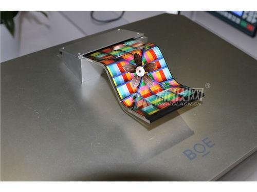 京东方引领国内OLED 面板产业崛起