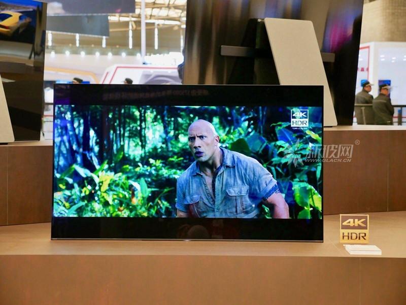 索尼发布第二款OLED电视机A8F 画质不变价格更低
