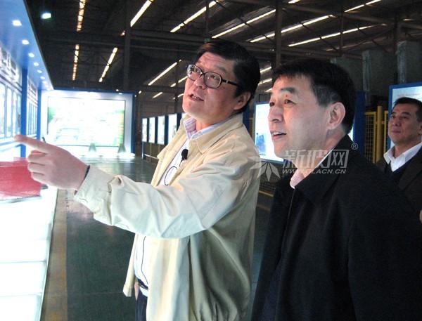 金晶王刚:建议全面推广应用高性能节能玻璃