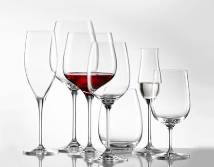 世界上专业葡萄酒杯品牌,是哪五个?