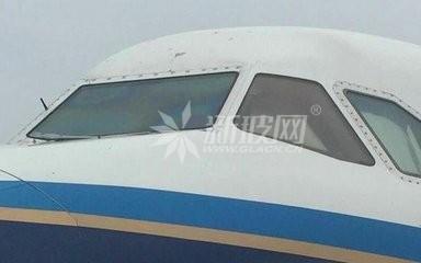 飞机风挡玻璃其实很安全