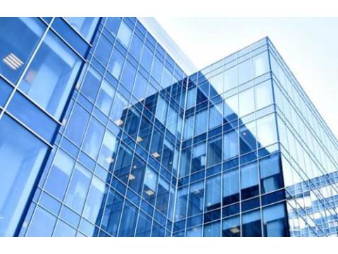 滑县玻璃加工厂家  幕墙玻璃  中耀玻璃