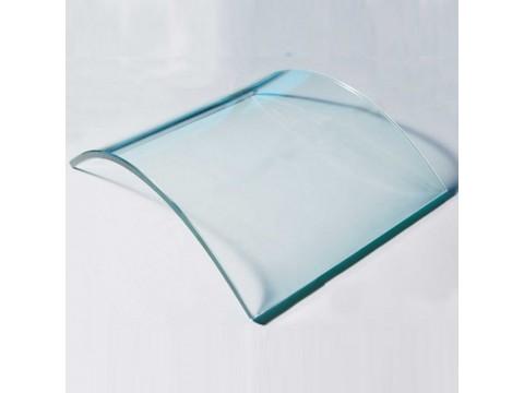 滑县玻璃加工厂家 热弯玻璃  中耀玻璃