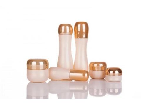 广州化妆品瓶子批发 高端化妆品包装瓶 化妆品包材厂家  乐鑫玻璃