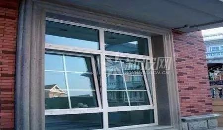 为什么高层要使用内开悬窗?