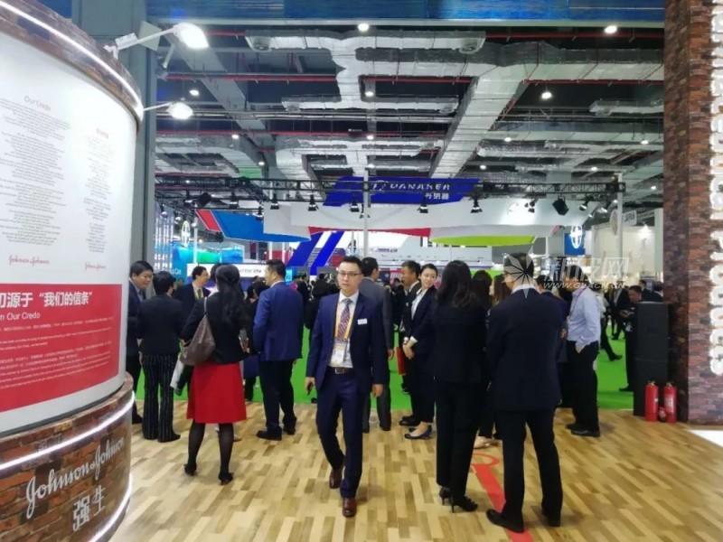 万盛16家企业参加首届中国国际进口博览会