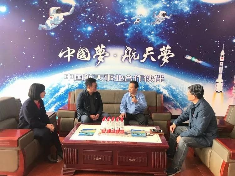 海港镇党委率多家非公企业党组织到星箭特种玻璃学习