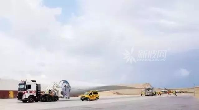 巨石玻纤如何助力中国最长风力叶片?