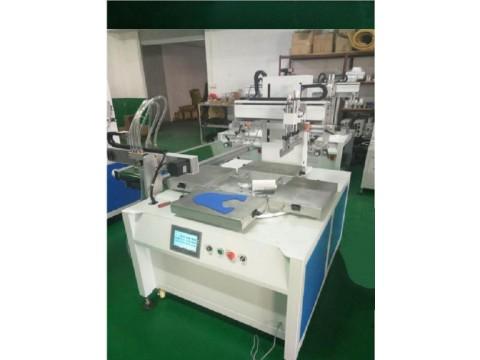 鞋垫丝印机皮革网印机鞋材全自动丝网印刷机厂家