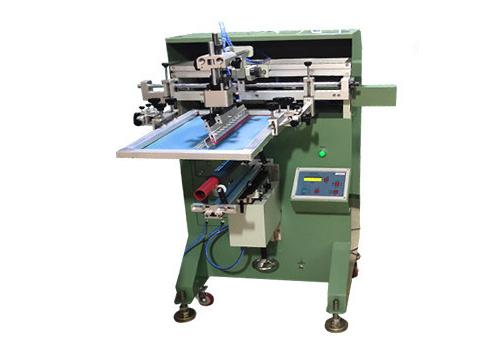 塑料管丝印机泡沫管滚印机铝管刻度丝网印刷机厂家直销
