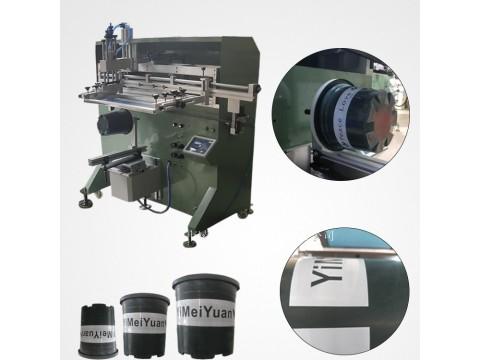 加仑花盆丝印机塑料桶滚印机包装桶丝网印刷机厂家直销