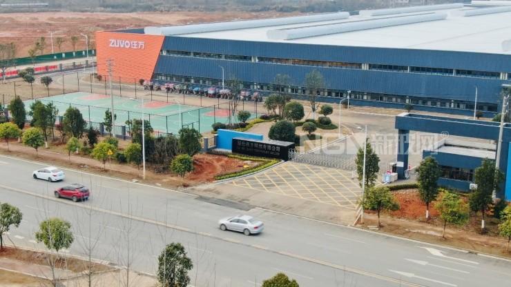 """亚洲最大门窗""""智""""造基地投产使用 碧桂园在湖北加速新业务拓展"""