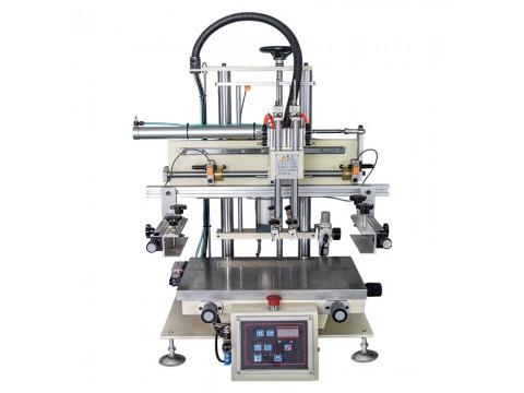 唐山市木板丝印机纸板丝网印刷机纸箱网印机