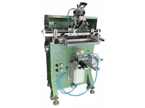 合肥市玻璃瓶丝印机塑料瓶丝网印刷机保温瓶滚印机