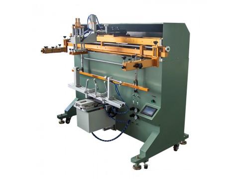 芜湖市涂料桶丝印机塑料桶丝网印刷机矿泉水桶滚印机