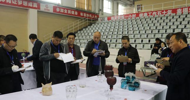闻喜县首届玻璃器皿行业技能大赛预赛如期举行