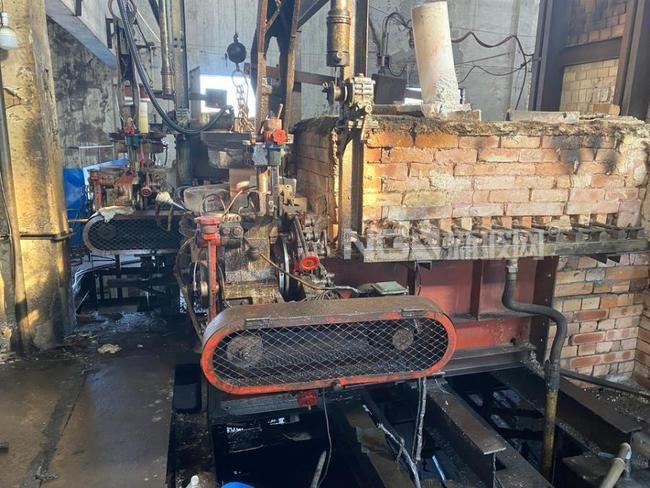 江苏省南通市拍卖成交一台玻璃窑炉,估价18万竟以65万元成交