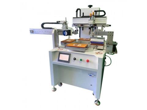 潍坊市鼠标垫丝印机瑜伽垫丝网印刷机泡沫垫网印机厂家
