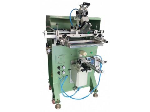平顶山玻璃管丝印机注射器管丝网印刷机香水瓶滚印机